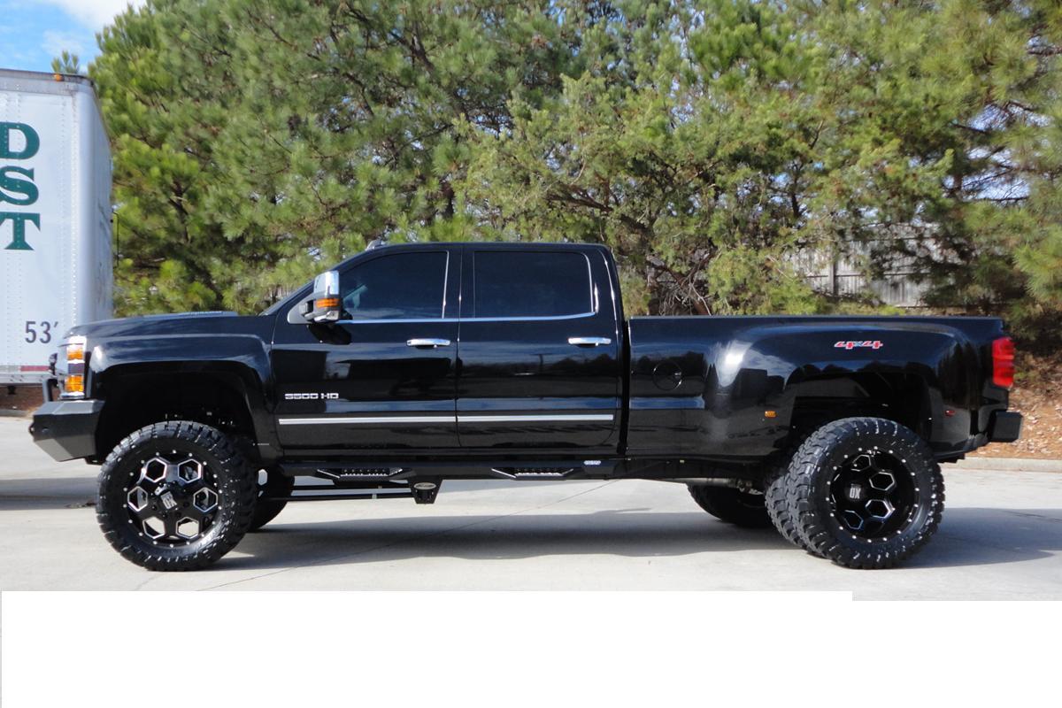 2015 Dodge 350 Dually