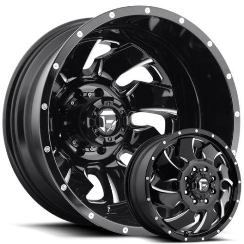 fuel maverick 22 x 8 25 jk motorsports 01 Ford Dually Lifted ask